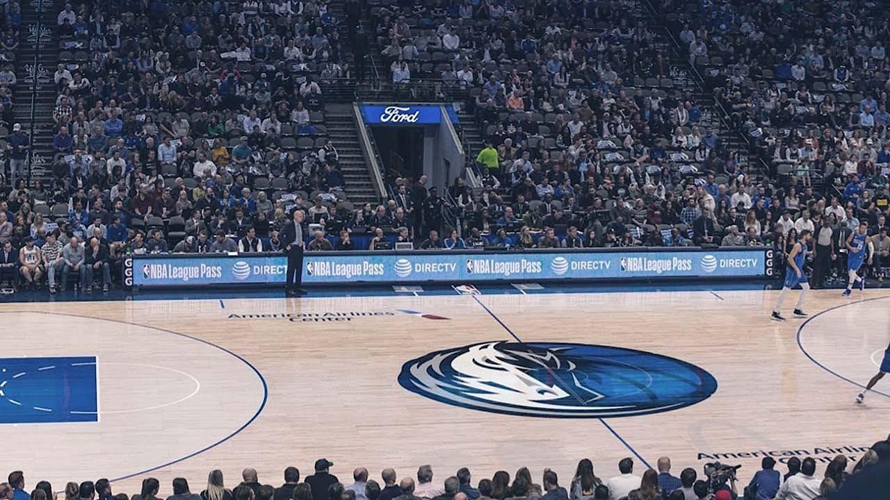 Then V. Now Blog – NBA Courtside Rotational signage