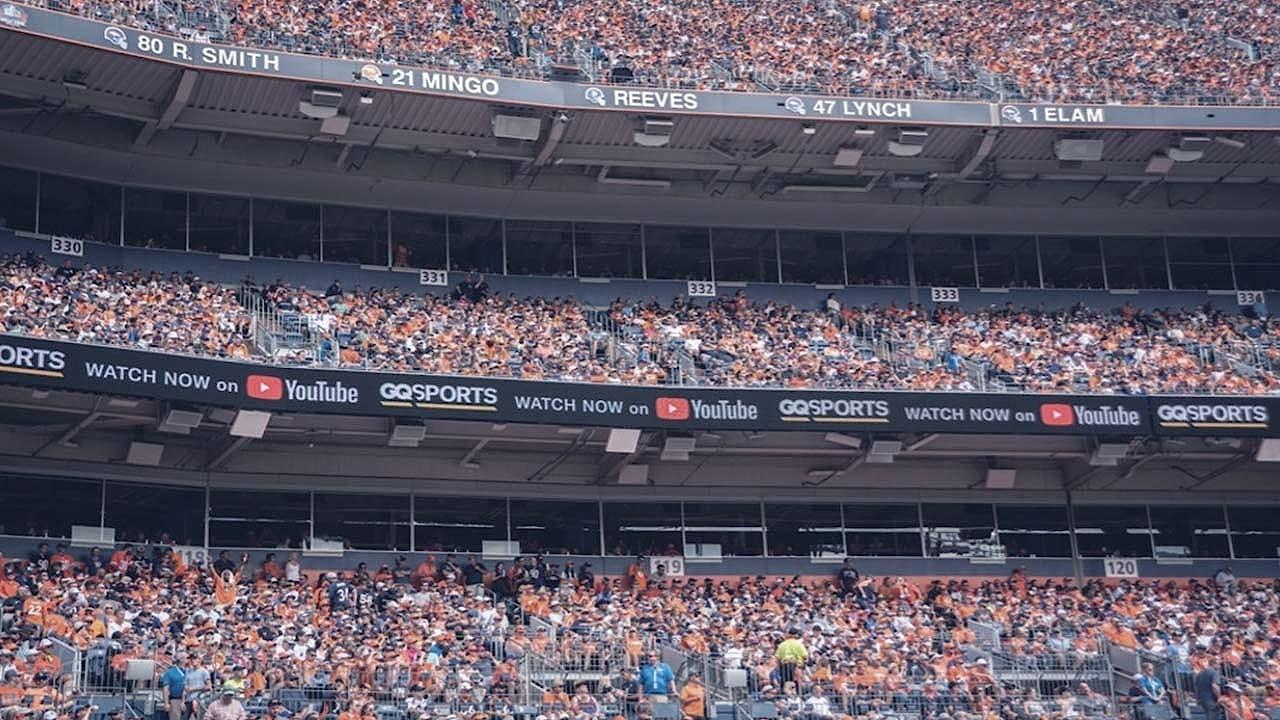 Then V. Now Blog – NFL LED signage