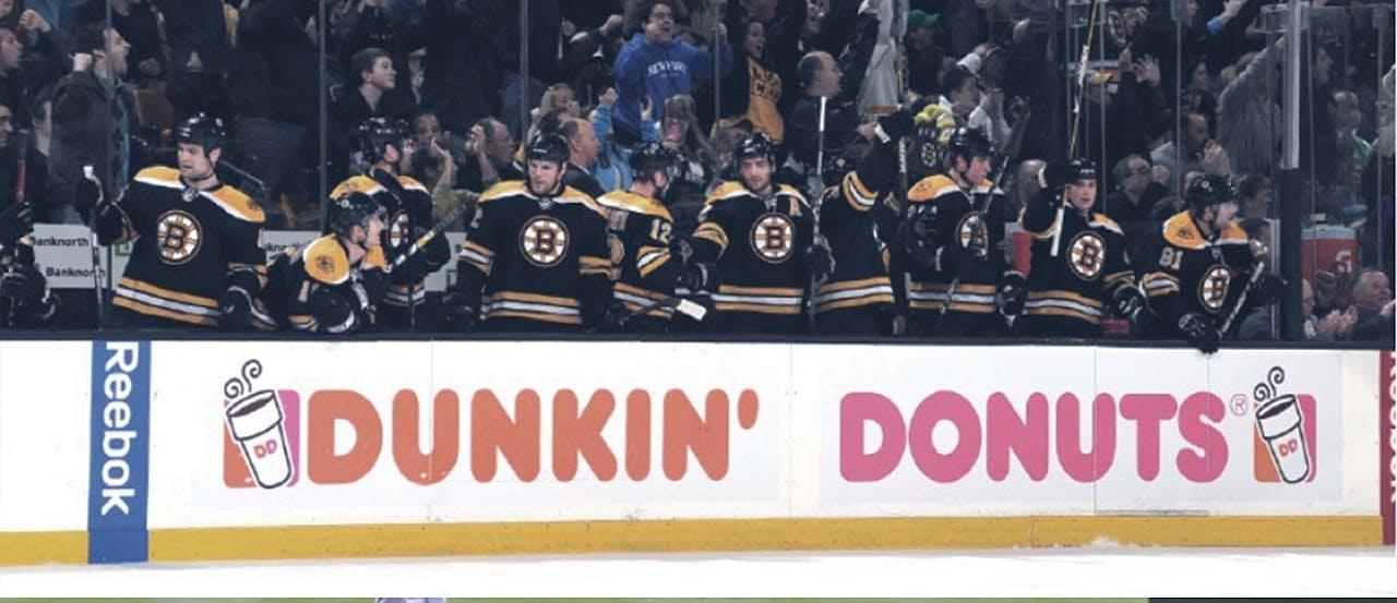 Then V. Now Blog – NHL Dasherboards
