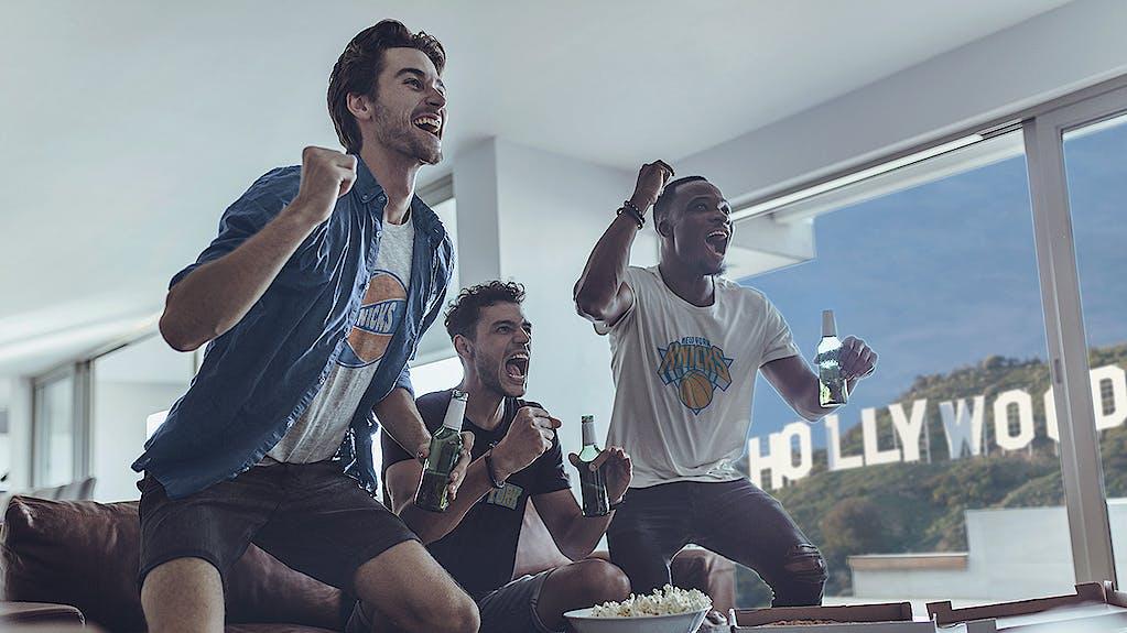 Home Team Fans